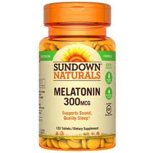 melatonina 300 mcg