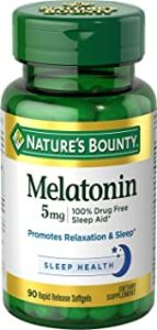 melatonina 5 mg