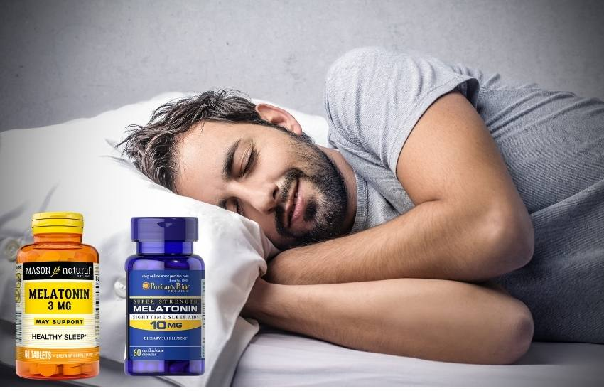 Melatonina de 3 mg y de 10 mg en Lima