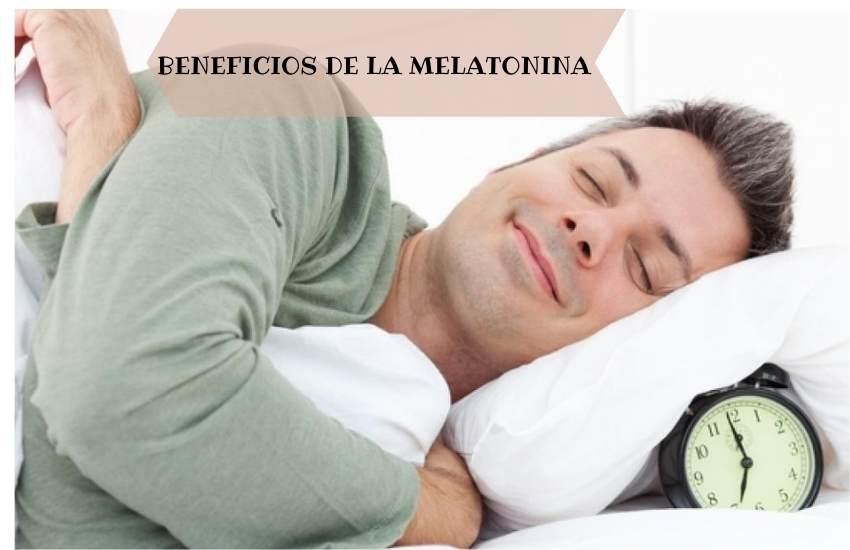 ¿Para que sirve la melatonina?