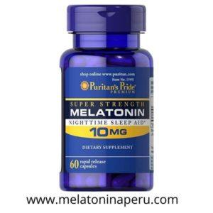 melatonina de 10 mg