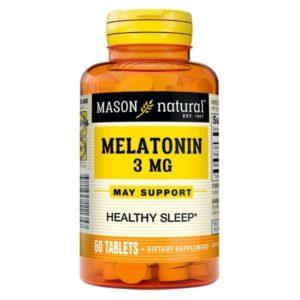 melatonina de 3 mg
